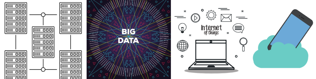Illustrazione Big Data & Internet of Things