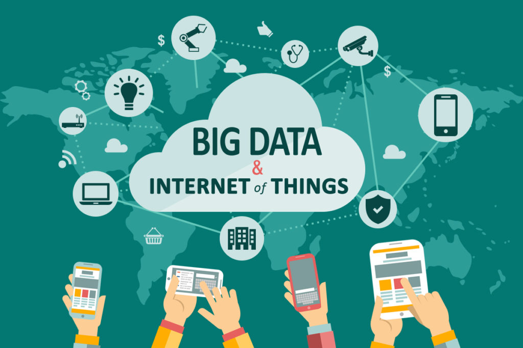 Illustrazione funzionamento Big Data